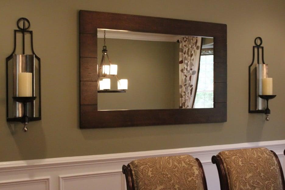 Mirror Wall Decor Design