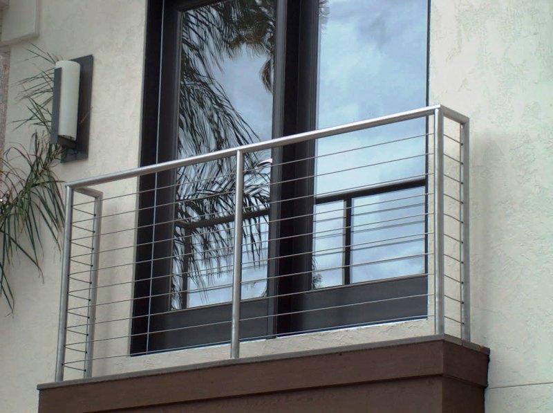 Modern Balcony Railing
