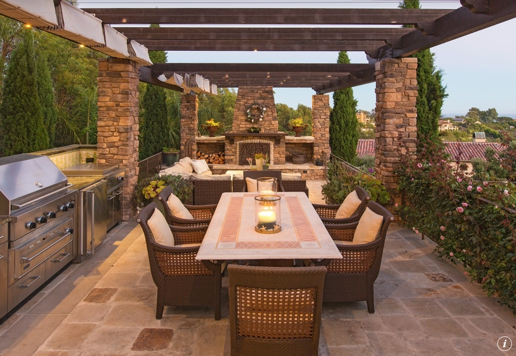 Modern Cheap Patio Idea