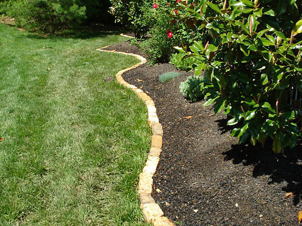 Modern Landscape Edging