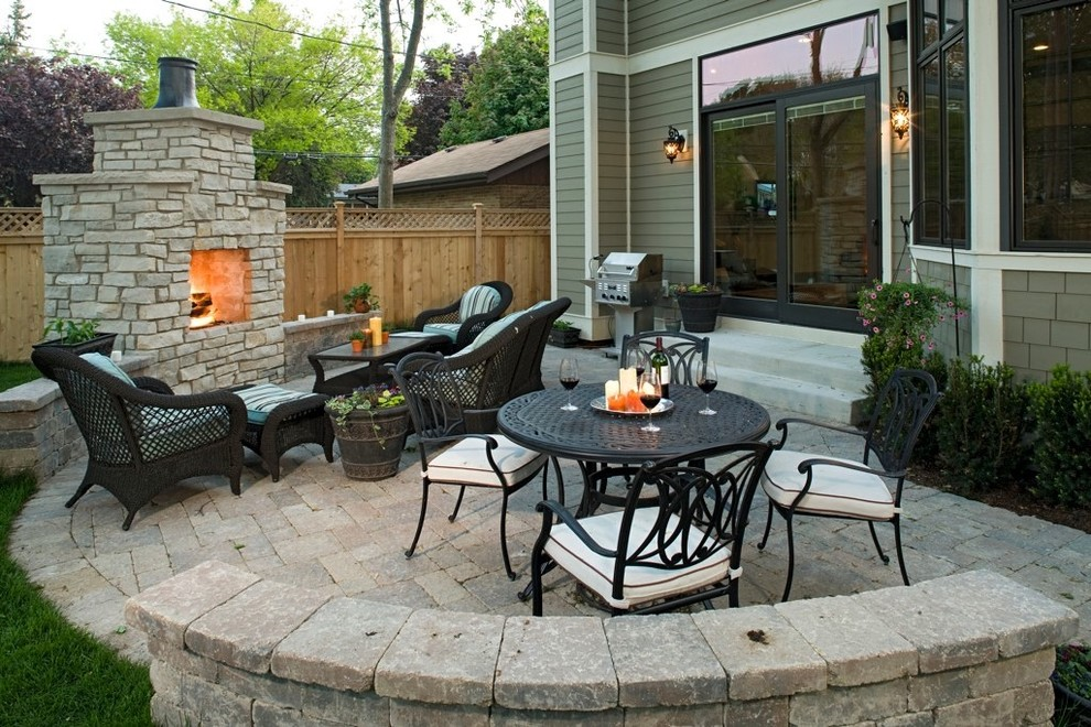Modern Patio Furniture Idea