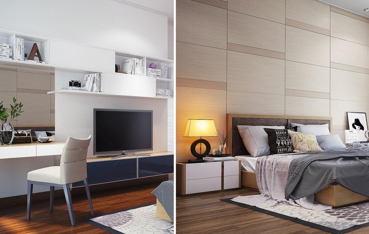 Modern Wall Decor Idea