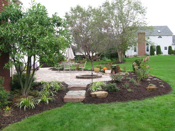 New Backyard Landscaping Idea