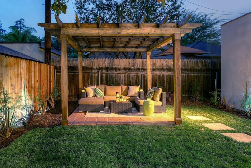 New Backyard Patio Design