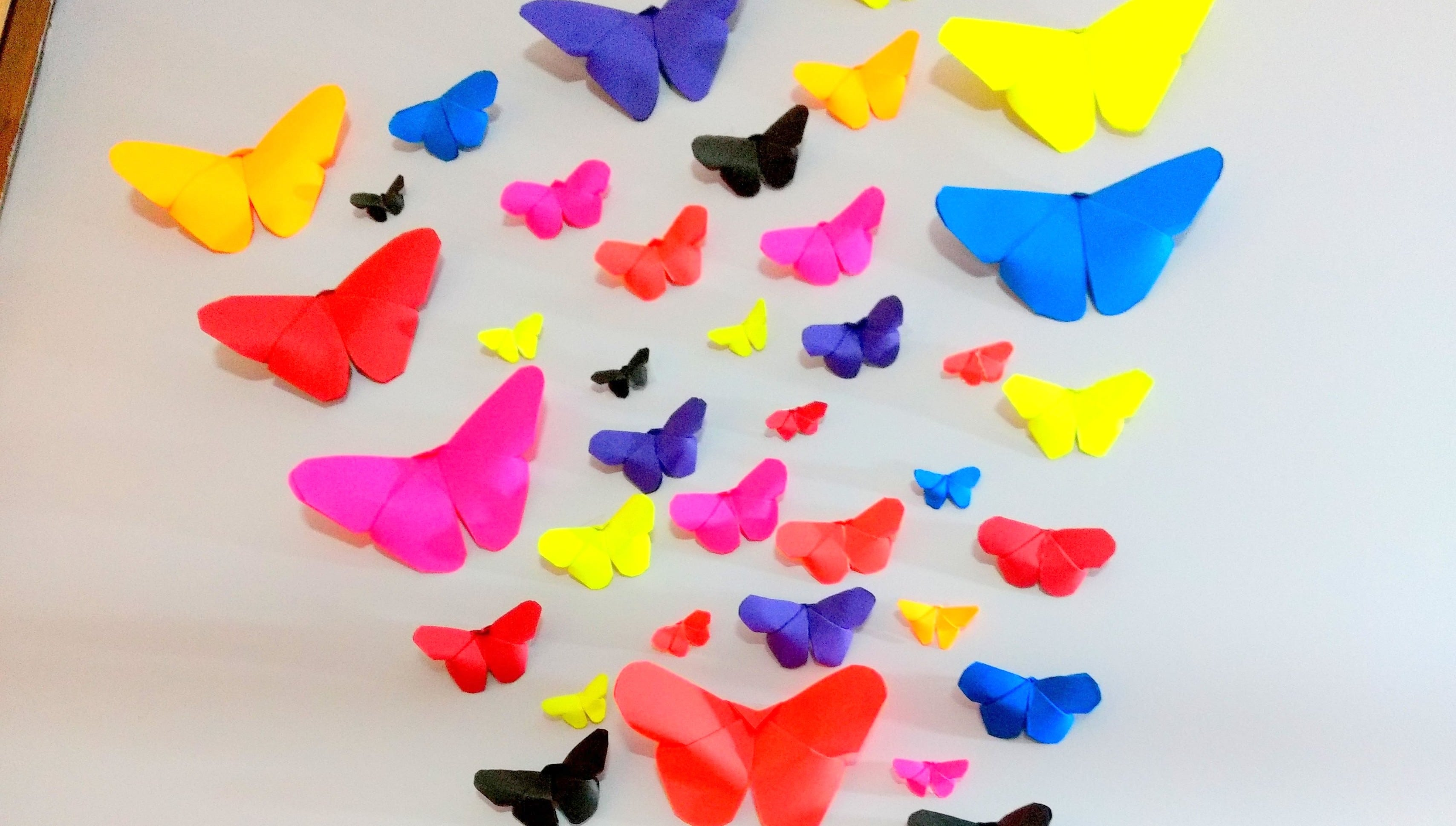 New Butterfly Wall Decor