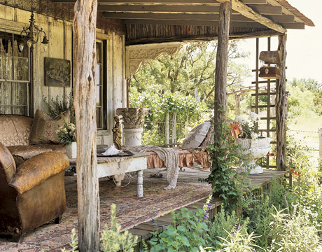 New Country Porch