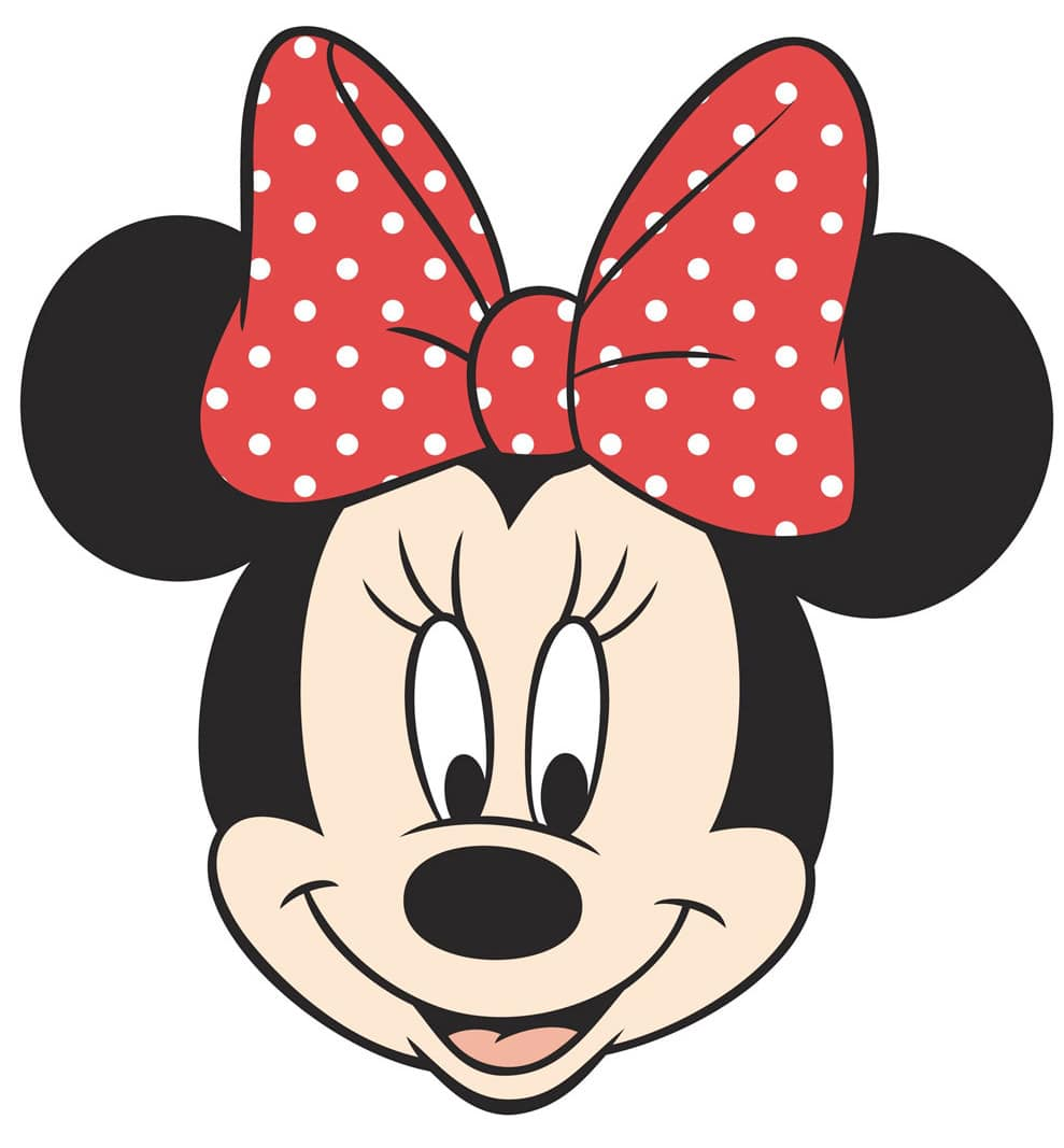 New Disney Minnie Mouse Image