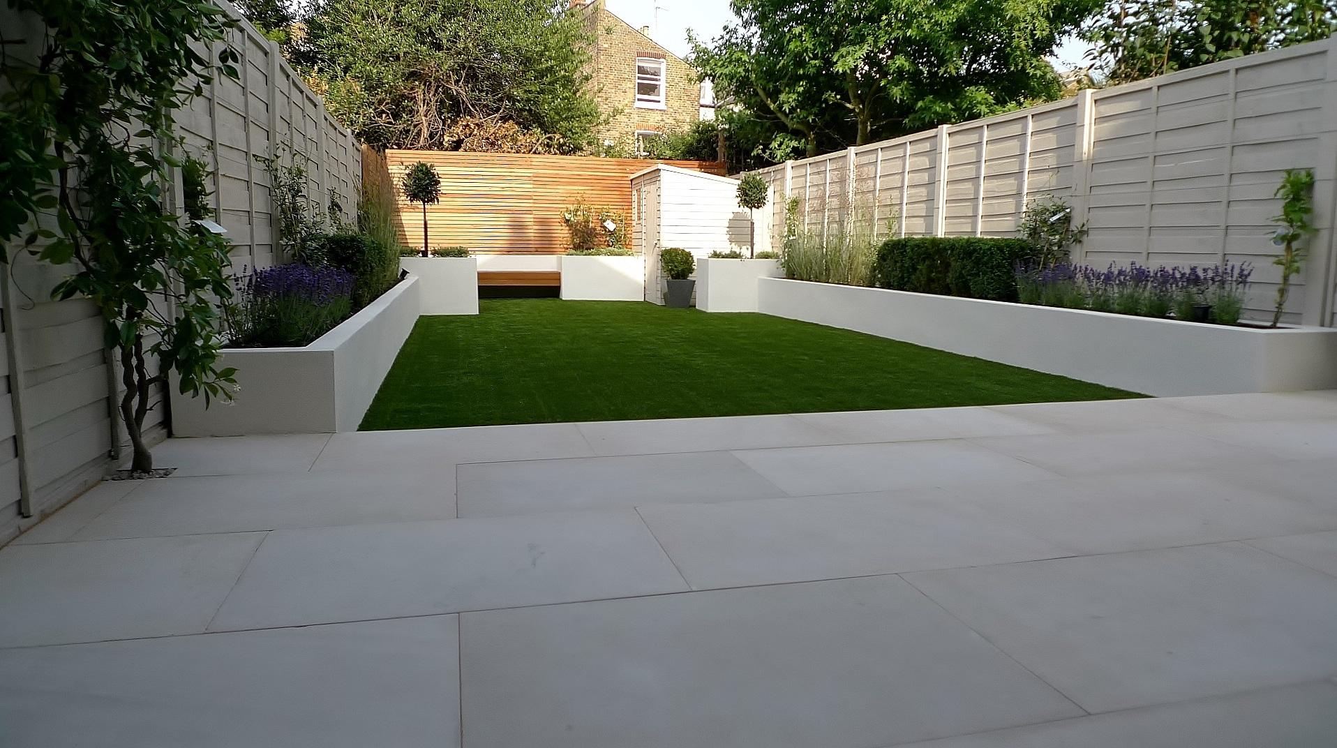 New Garden Design Plan