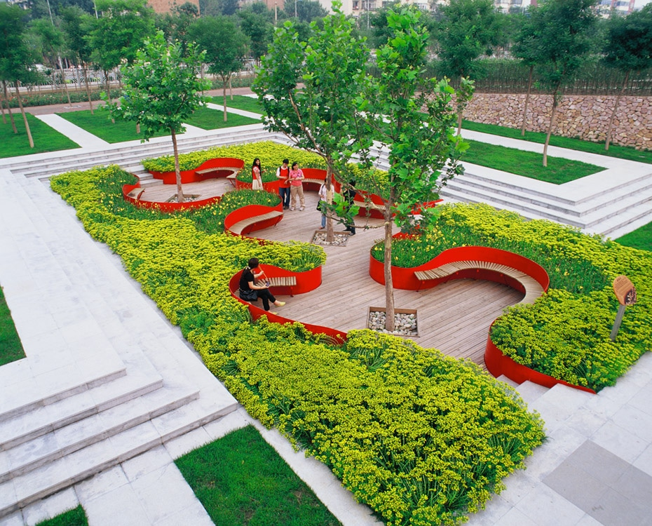 New Landscape Architecture