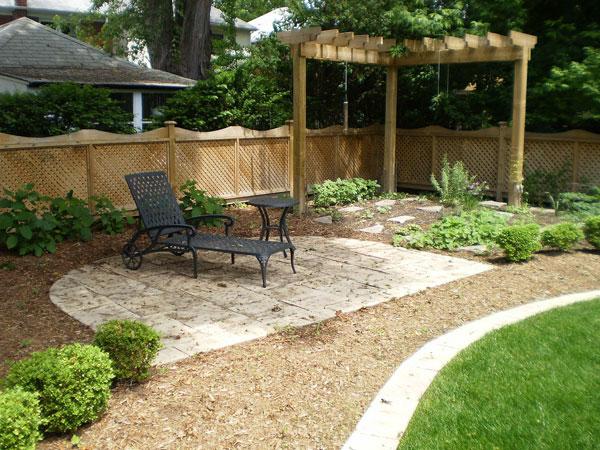 New Landscape Garden Idea