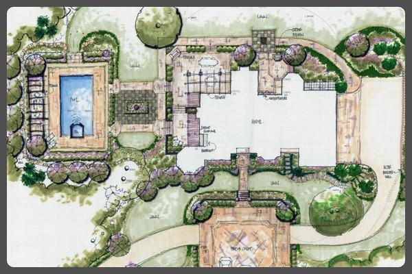 New Landscape Plan