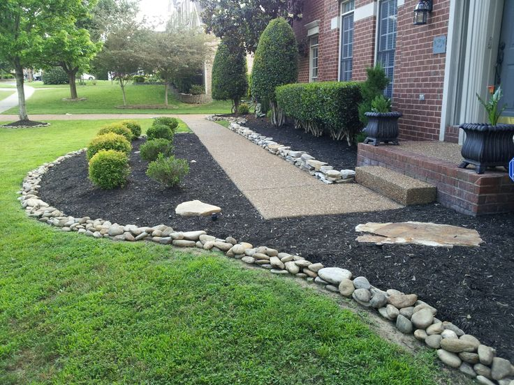 New Landscaping Stone