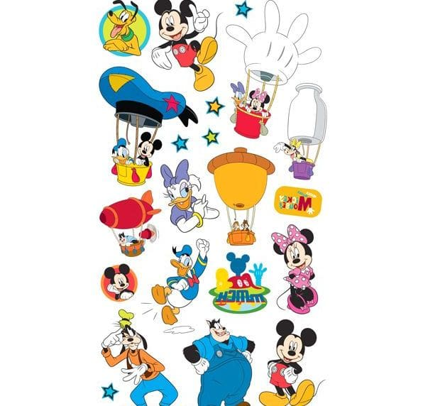 New Mickey Mouse Character Image