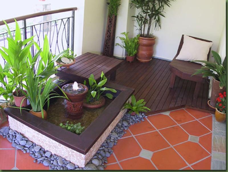 New Small Balcony Idea