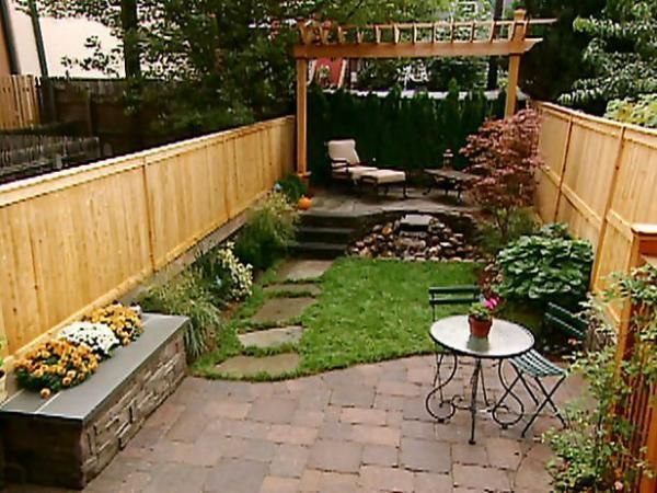 New Small Yard Idea