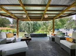 New Terrace Design