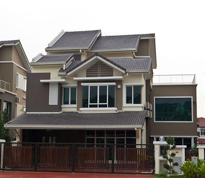 New Terrace House Design