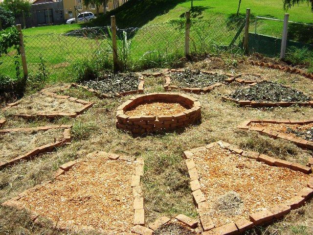 New Vegetable garden idea
