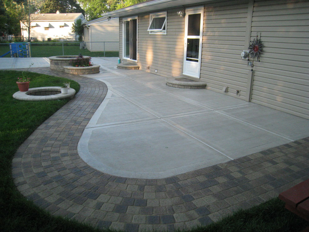 Online Concrete Patio
