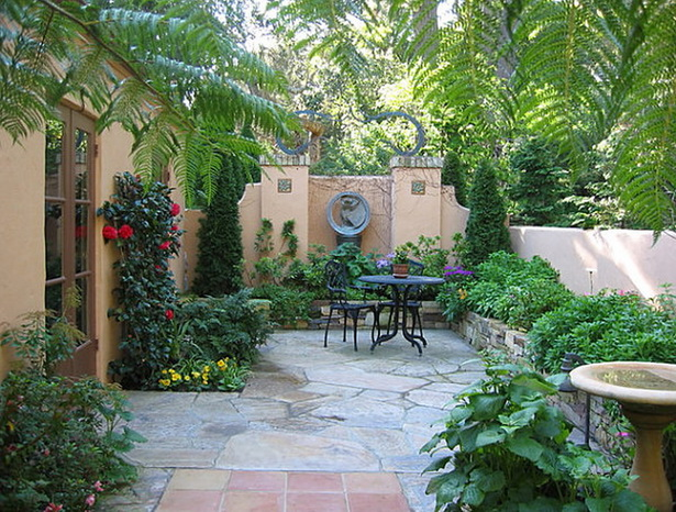 Online Garden Patio Idea