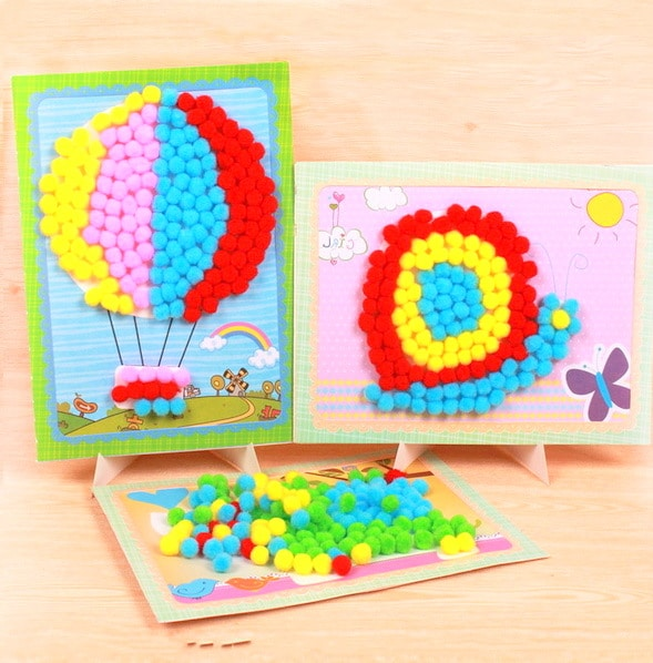Online Kids Fun Craft