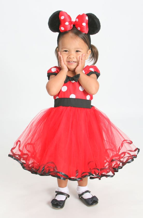 Online Minnie Mouse Dress,Outfit And Costume Image