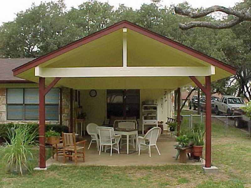 Online Outside Patio Idea