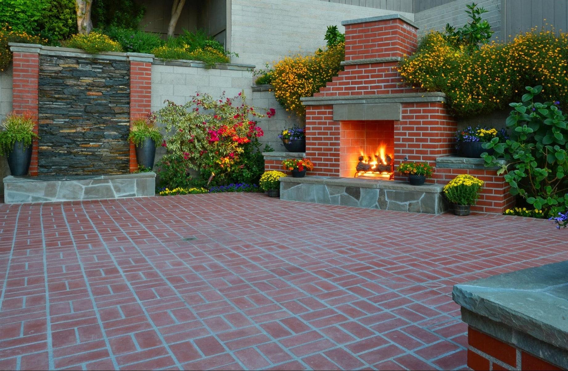 Online Patio Bricks Idea