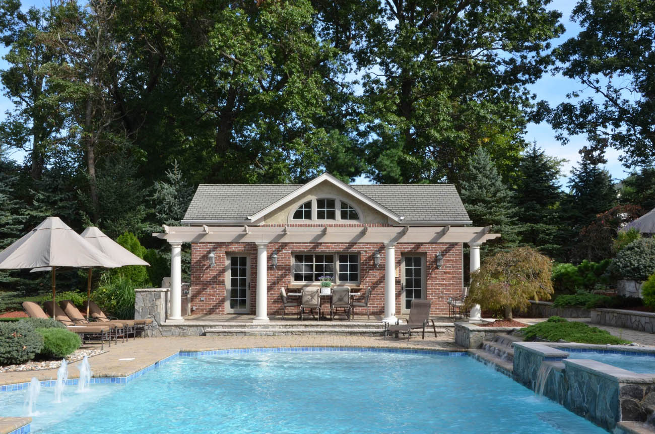 Online Pool House Design