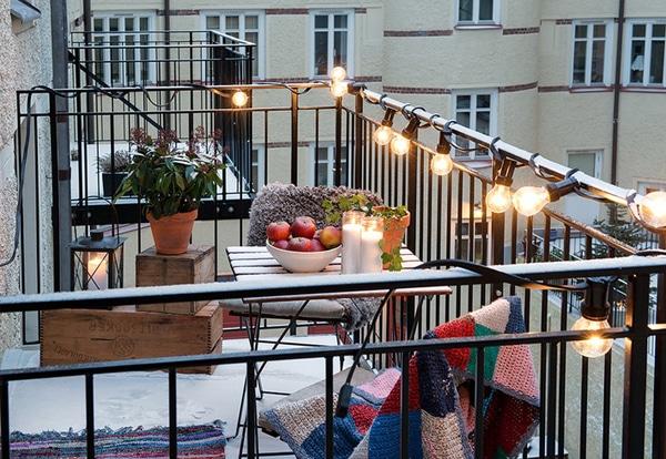 Online Small Balcony Idea