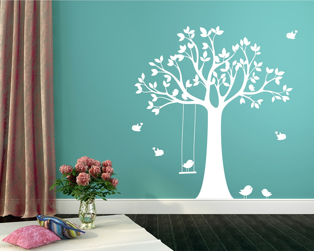 Online Wall Decal