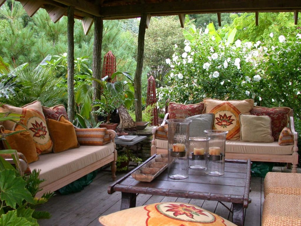 Outside Patio Idea