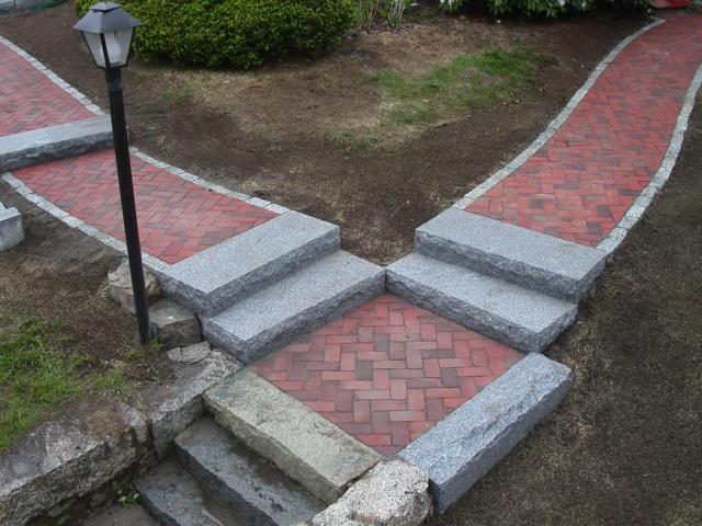 Patio Bricks Idea