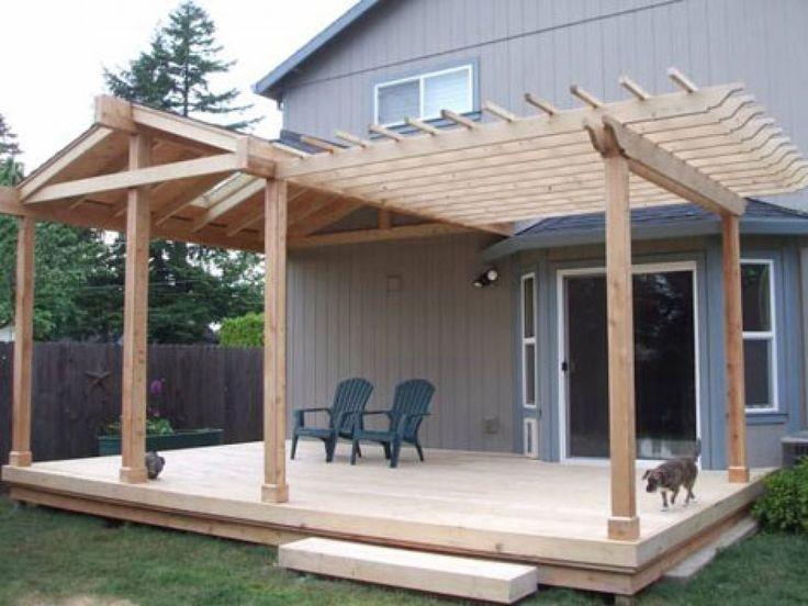 Patio Deck Idea