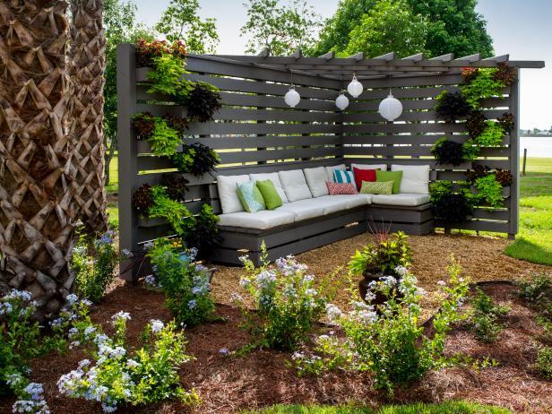 Patio Garden Image