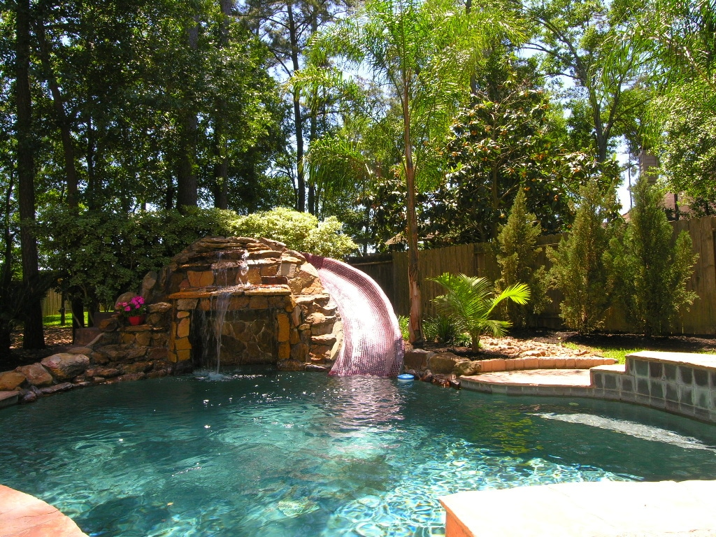 Pool landscaping Amazing Idea