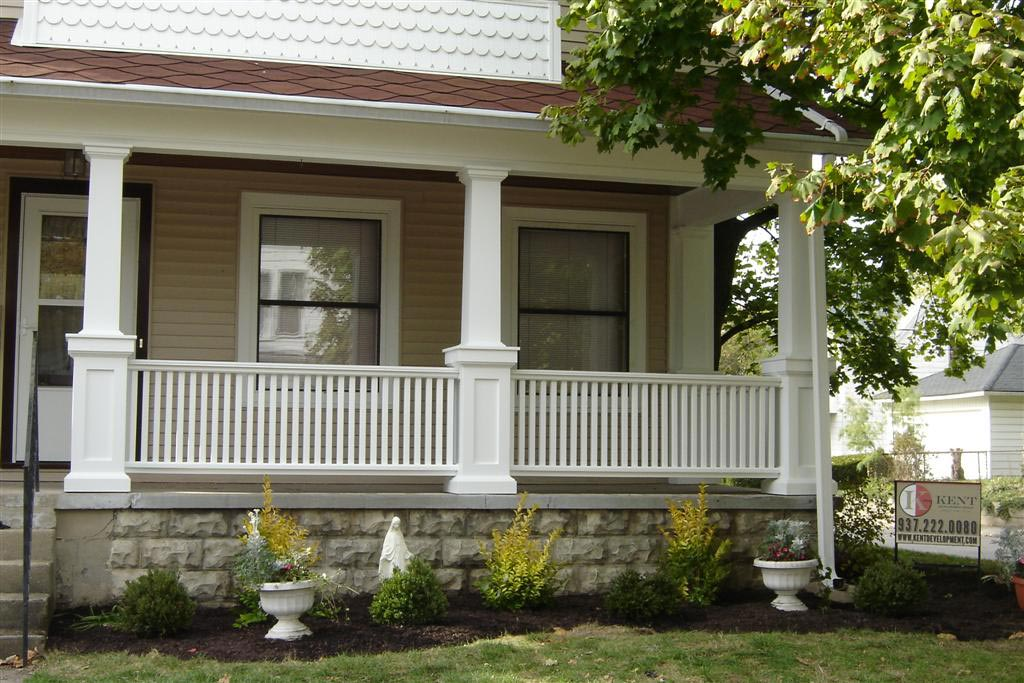 Porch Railing Design