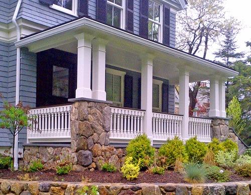 Porch Railing Image