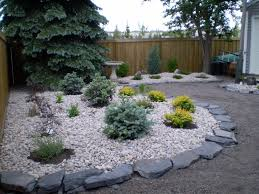 River Rock Landscaping Photo