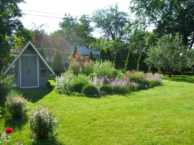Save Backyard Garden