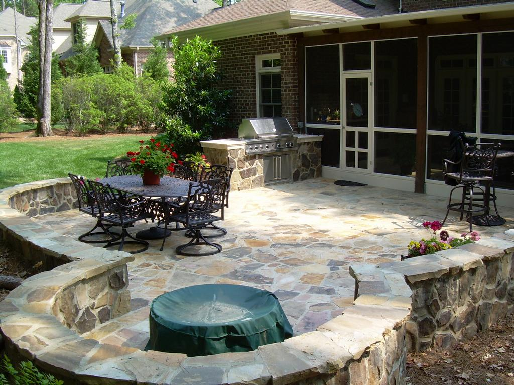 Save Backyard Patio Design