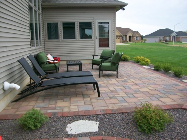 Save Cheap Patio Idea