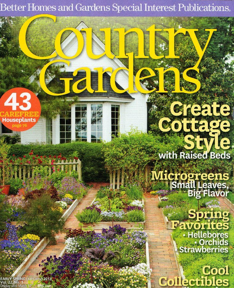 Save Garden Magazine Image
