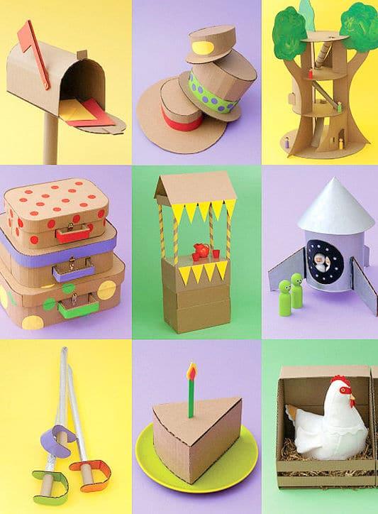 Save Kid Craft Idea