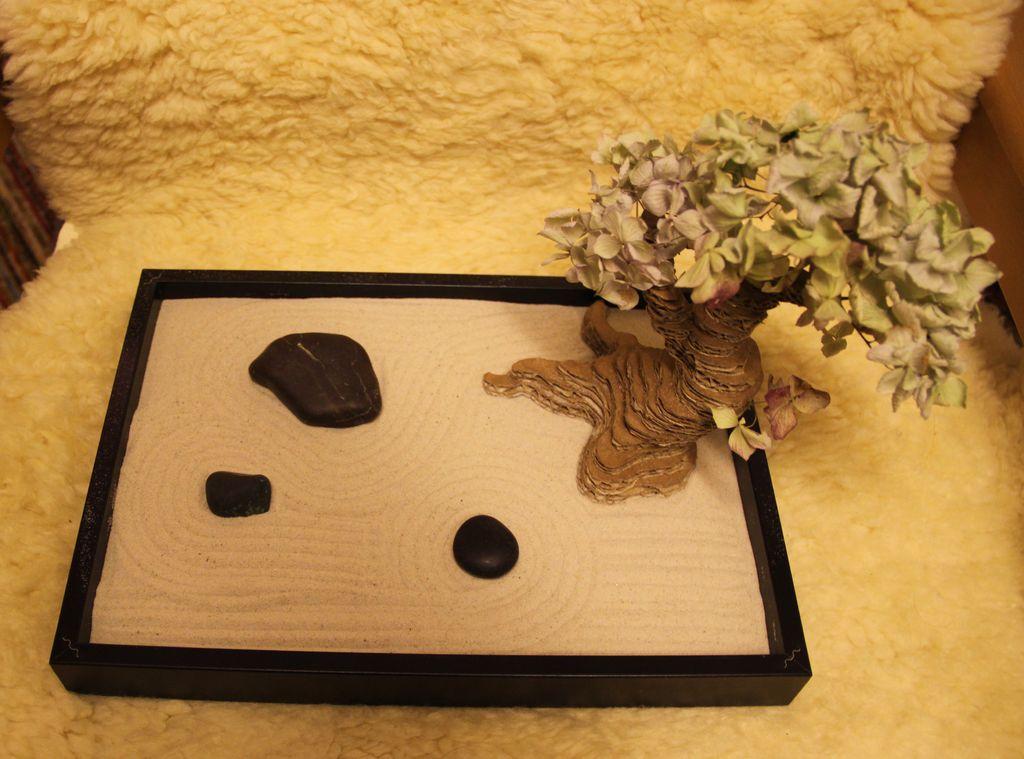 Save Mini Zen Garden