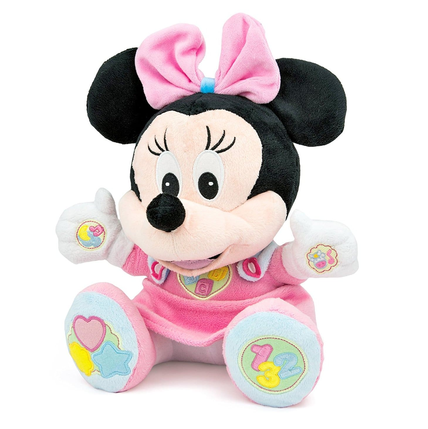Save Minnie Mouse Baby Toy