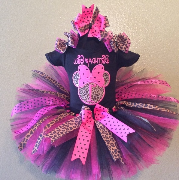 Save Minnie Mouse Birthday Dress