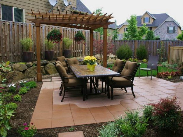 Save Outdoor Patio Idea