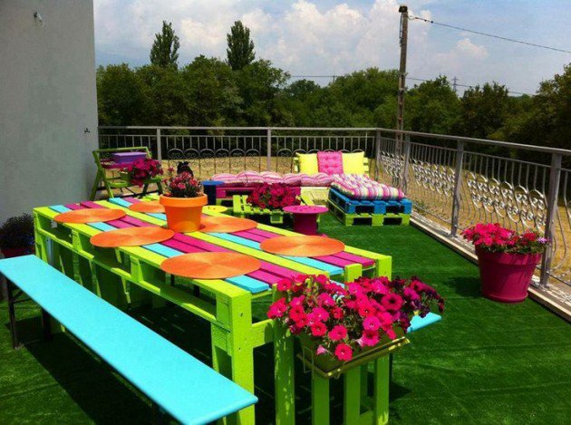 Save Patio Furniture Idea