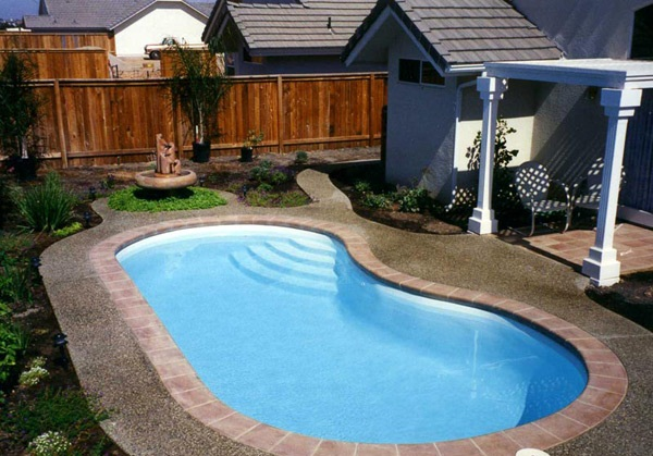 Save Small Backyard Pool Picture